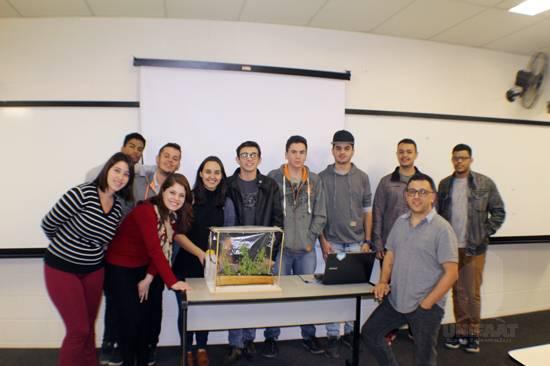 Alunos de Análise e Desenvolvimento de Sistemas apresentam projetos que envolvem tecnologia e sociedade