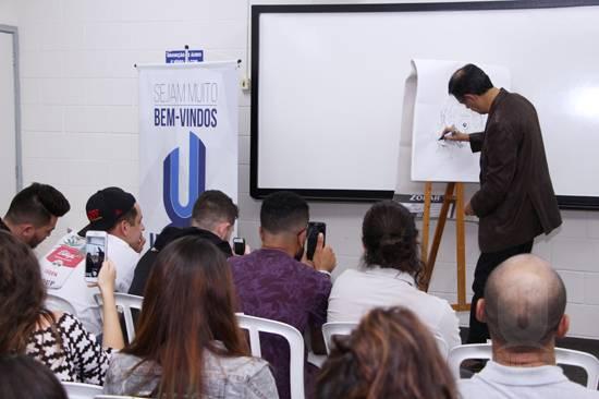 Primeira edição do CRIA debateu criatividade, gestão de projetos e o futuro da publicidade