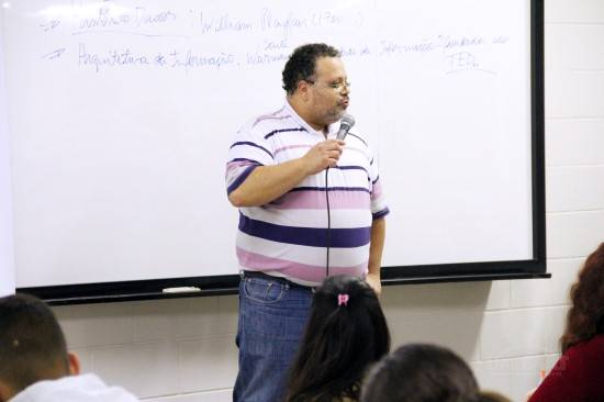 Semana Acadêmica de Jornalismo debateu cultura, novas tecnologias e o dia a dia da profissão
