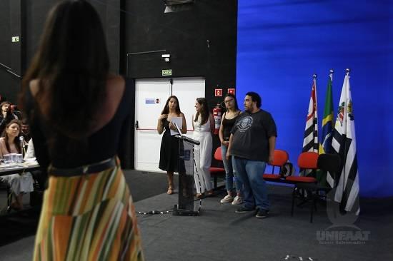 Estudantes de Publicidade desenvolvem identidade visual para ONG que fará gerenciamento de banco de lente materno