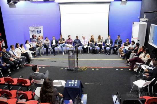 Alunos da Pós-graduação em Direito apresentam temas em ciclo de debates