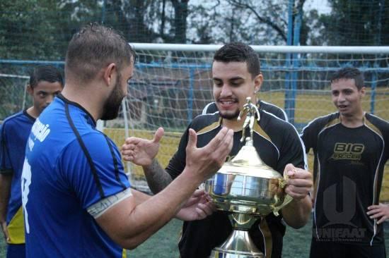 Barcedogs vence a Copa UNIFAAT 2019