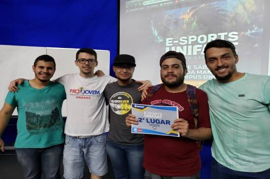 UNIFAAT realiza E-SPORTS no Campus Dom Pedro