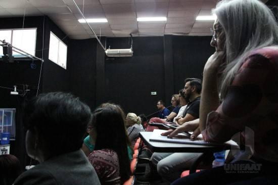 UNIFAAT realiza aula inaugural para os servidores públicos da Prefeitura de Atibaia