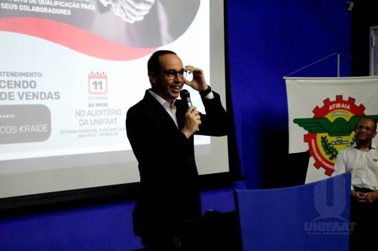 Evento marca parceria entre a UNIFAAT e ACIA