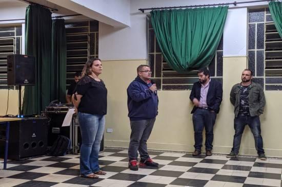 """""""Na Quebrada – Um Diálogo na Periferia"""" é tema de palestra e debate na Escola Major Juvenal Alvim"""
