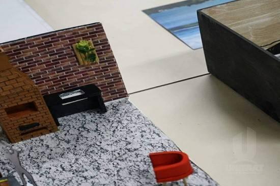 Alunos de Design de Interiores apresentaram trabalhos de conclusão de curso