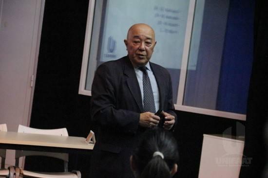 Pós-graduação da UNIFAAT promove aula inaugural com Me. Álvaro Takei