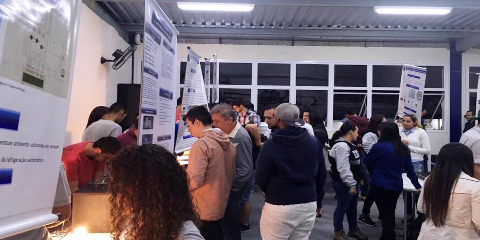 II Mostra de Projetos Multidisciplinares das Engenharias da FAAT revela projetos inovadores