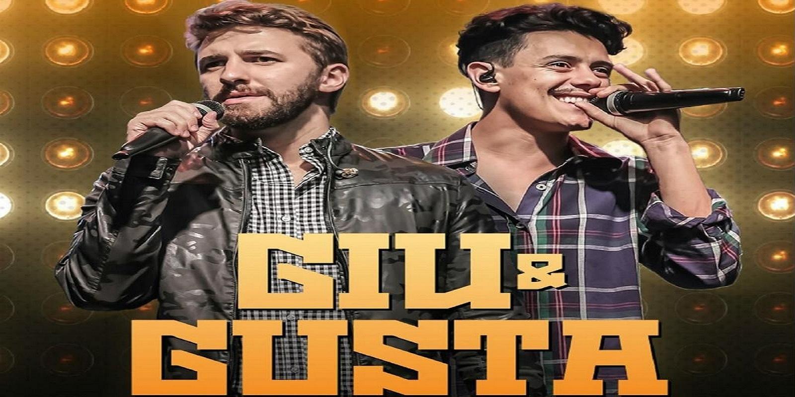 Giu & Gusta se apresentam hoje na Quarta Cultural