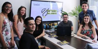 Estudantes da UNIFAAT produzem campanha publicitária para empresa de educação financeira