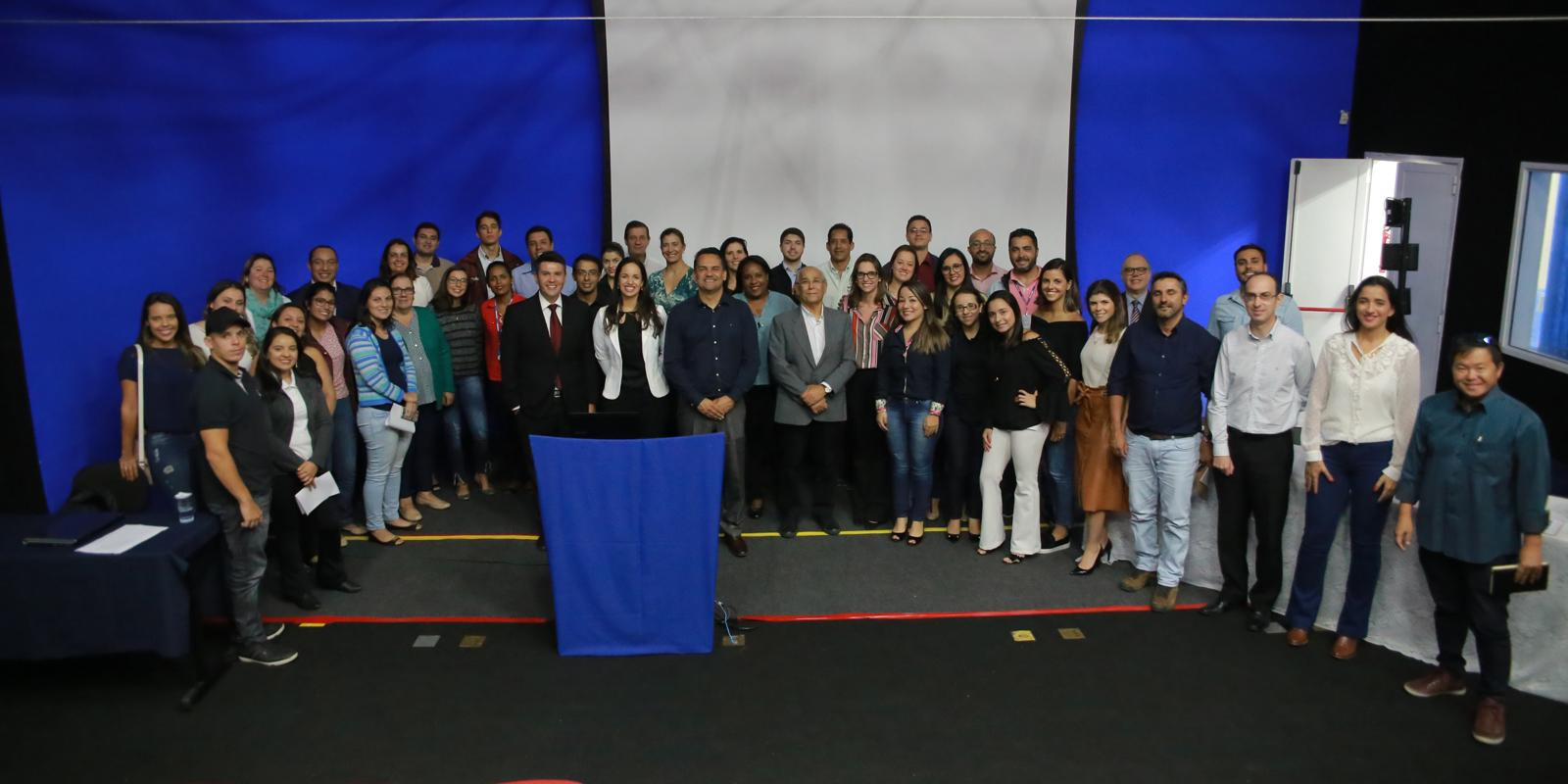 AGRUPARH promove encontro de gestores na UNIFAAT