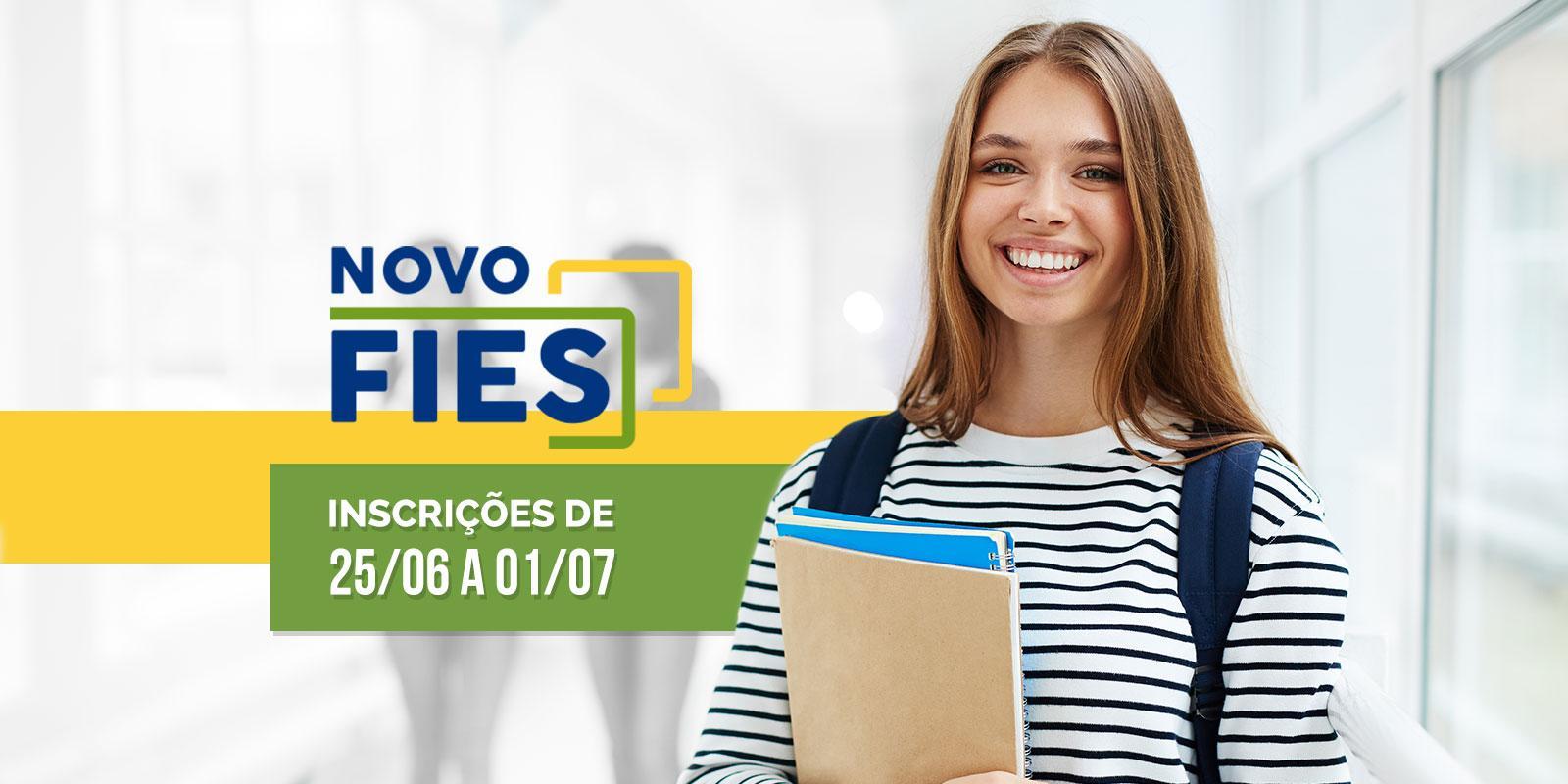 FIES abre inscrições para o segundo semestre de 2019
