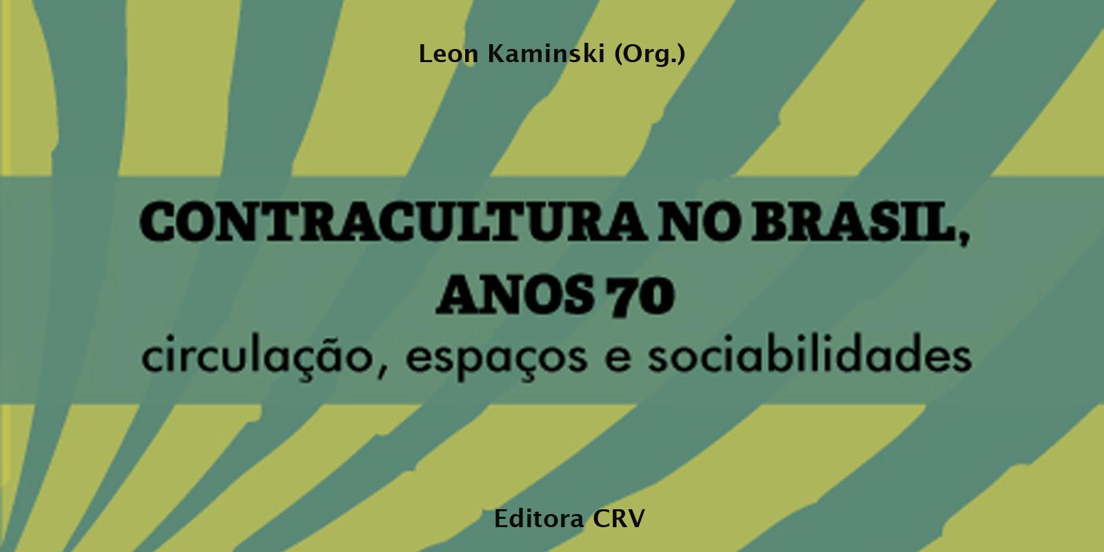 Livro sobre Contracultura conta com participação especial de professor da UNIFAAT