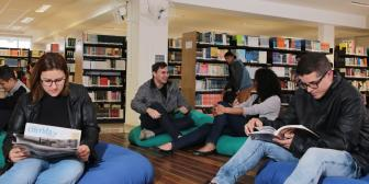 Saiba como solicitar serviços na plataforma virtual da Biblioteca UNIFAAT