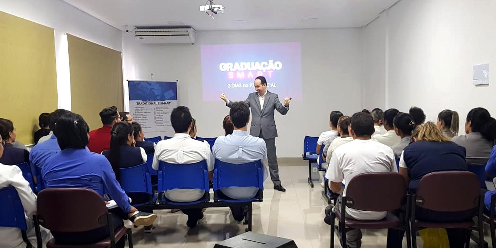 UNIFAAT Empresas firma parceria com administradora do AME Atibaia