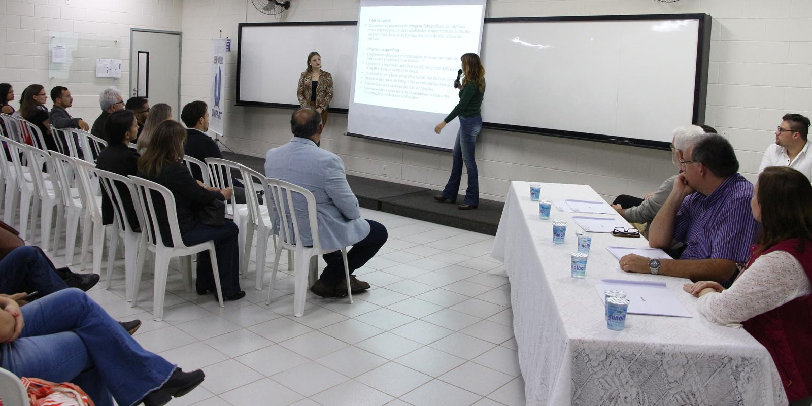 UNIFAAT realiza premiação do III ConFaat