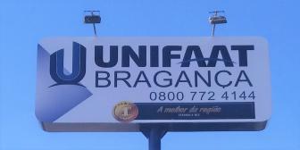 UNIFAAT oferece bolsas de até 100% para unidade em Bragança Paulista