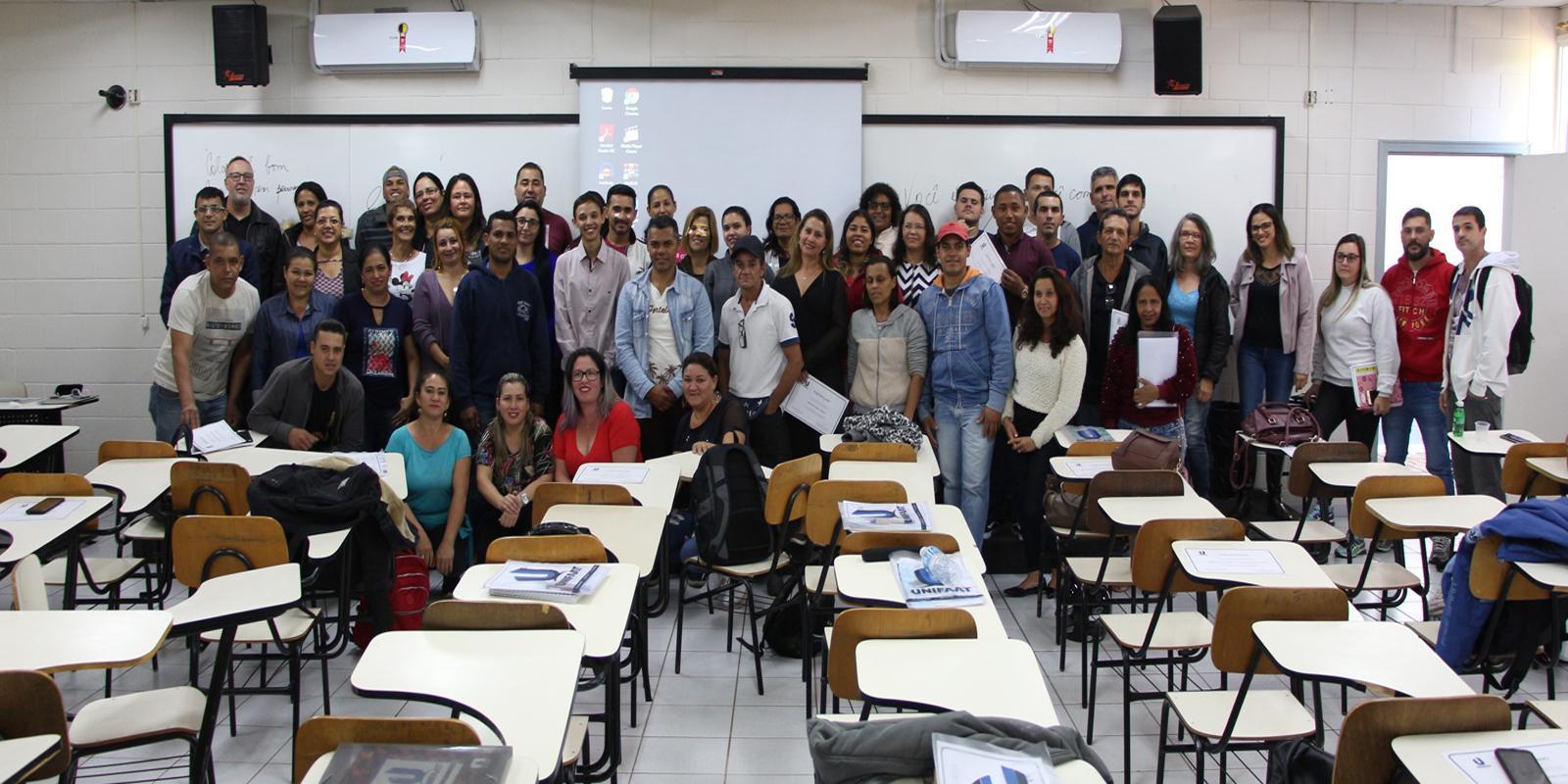 Colaboradoras da UNIFAAT são aprovadas no ENCCEJA 2019