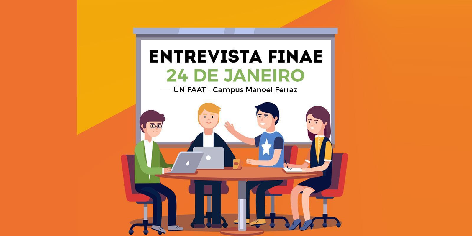 Entrevistas do FINAE 2020