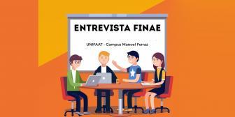Entrevistas do FINAE