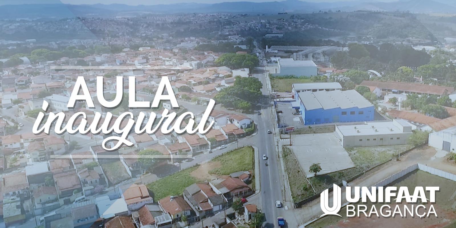 UNIFAAT Bragança anuncia o início das aulas de 2020