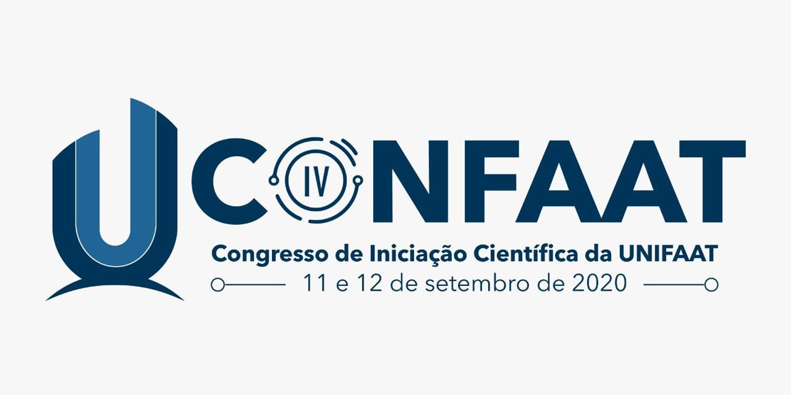 Estão abertas as inscrições para o IV Congresso de Pesquisa e Iniciação Científica da UNIFAAT