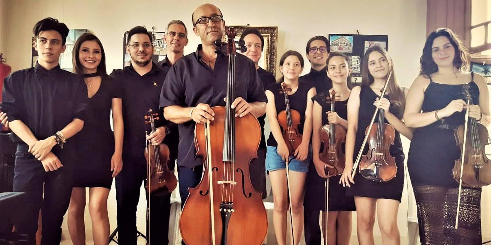Primeira Quarta Cultural de 2020 recebe o pianista Nicolas Ferreira e a Orquestra Prelúdio
