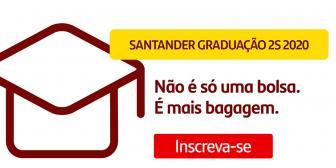 UNIFAAT abre inscrições para o Programa de Bolsas Nacionais do Santander Universidades - 2020
