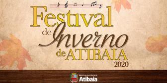 Festival de Inverno de Atibaia leva as atrações para o conforto do lar