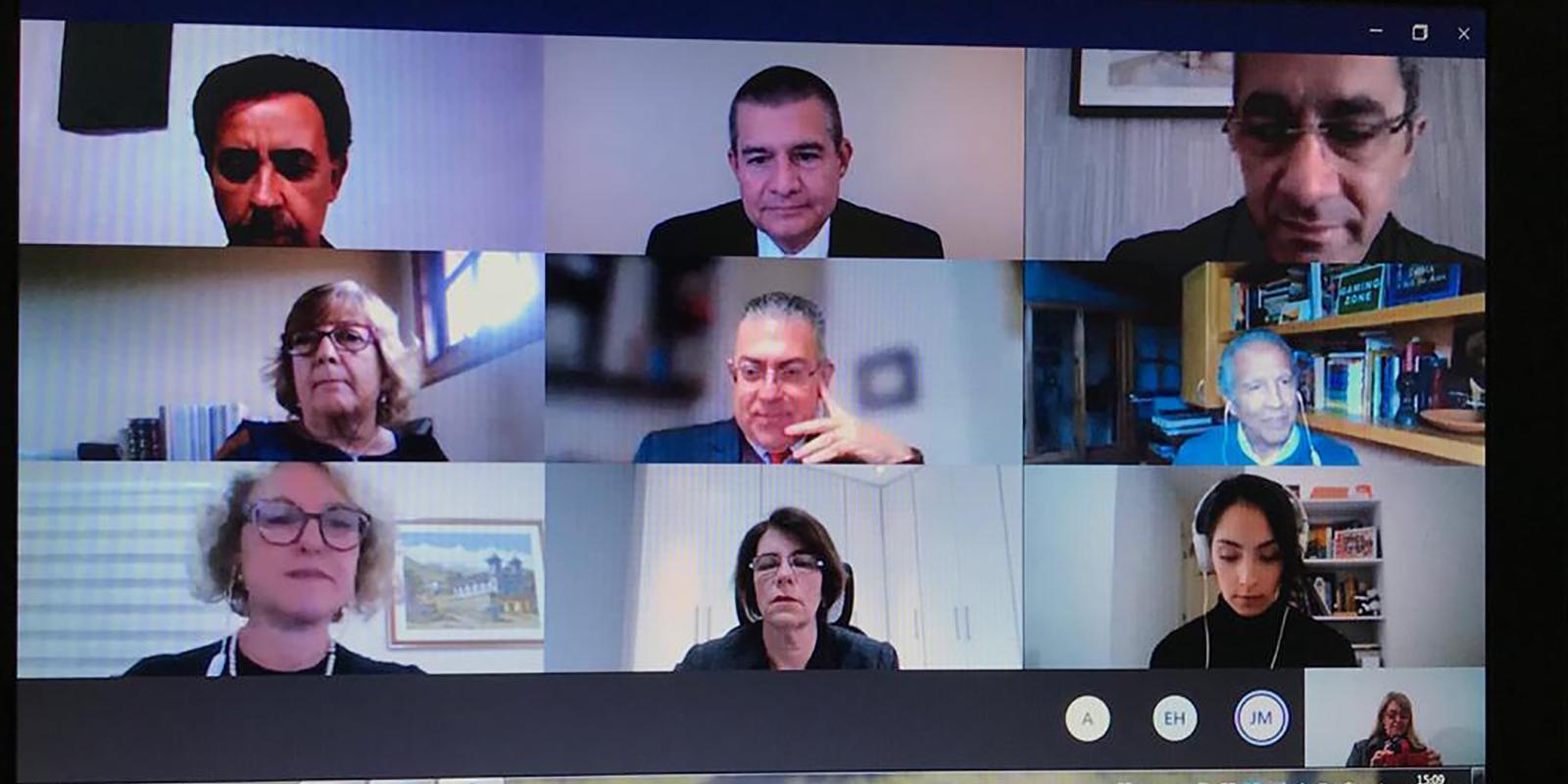 CEJUSC realiza nova sessão de conciliação internacional