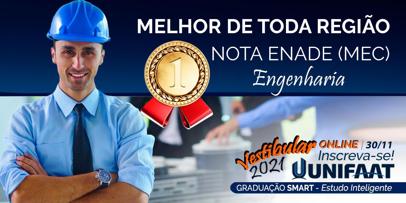 Resultado do Enade coloca novamente a UNIFAAT no ranking de excelência em ensino superior