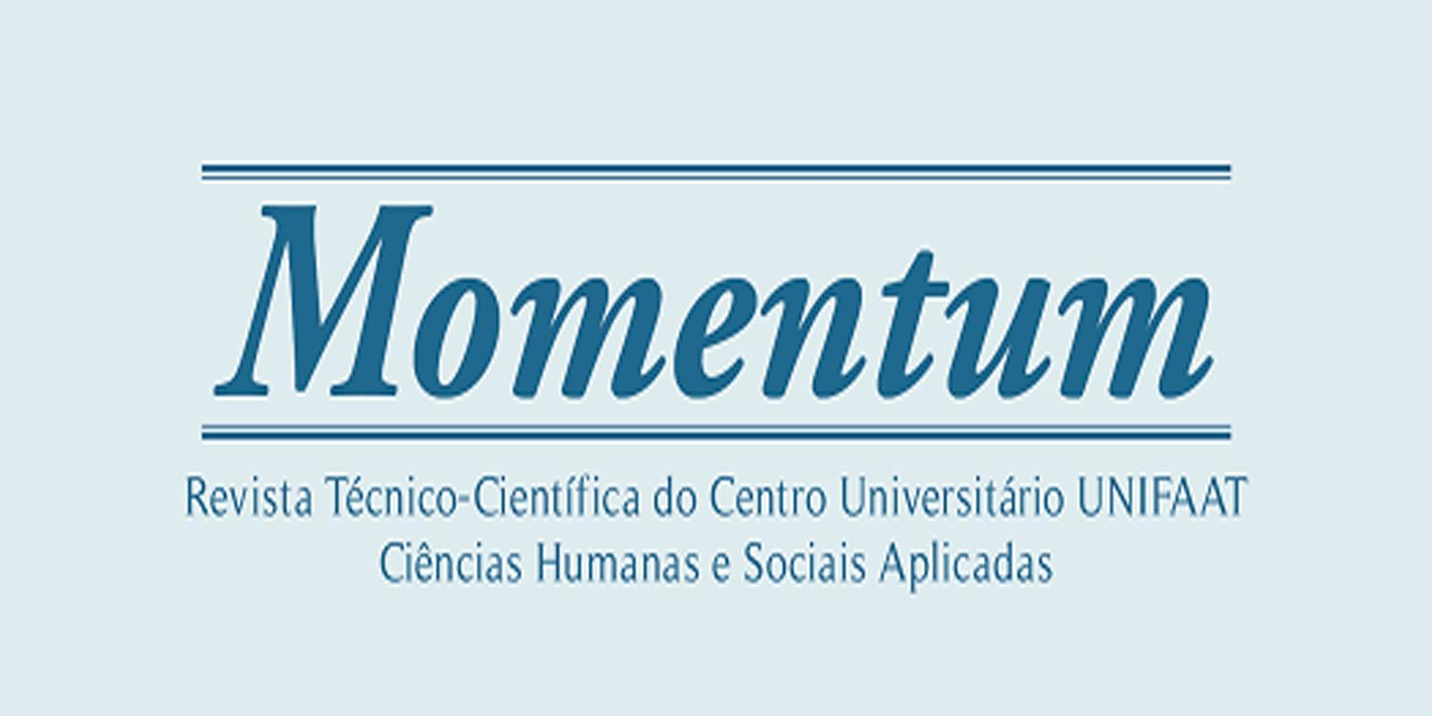 Revista Momentum destaca a pesquisa acadêmica em diversas áreas do conhecimento