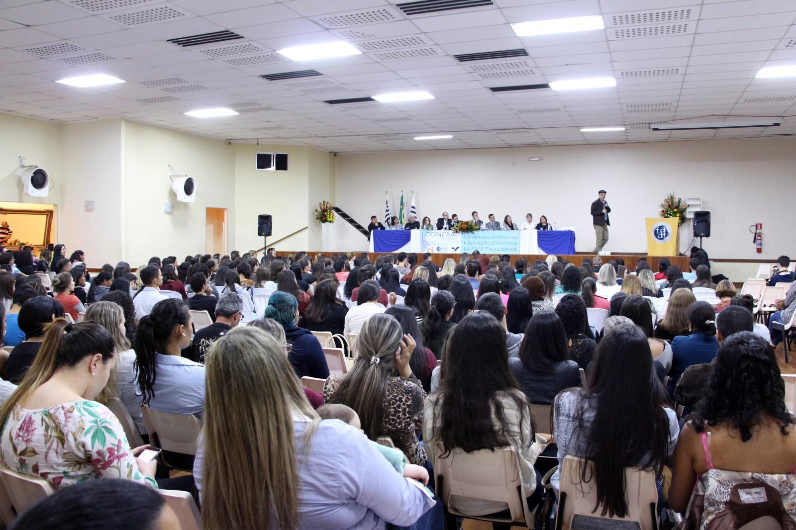 III CONFAAT contará com presença do doutor e pesquisador Antônio Joaquim Severino
