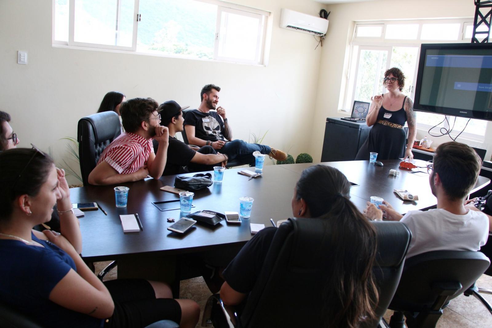 Cadabra Day Camp proporcionou trocas de experiências entre estudantes e profissionais da Publicidade