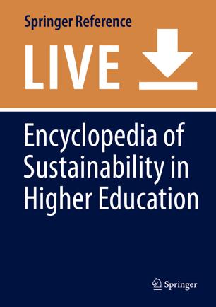 Enciclopédia internacional sobre sustentabilidade conta com participação de alunos e professores da UNIFAAT