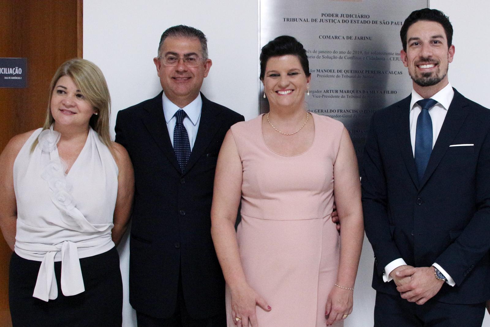 Cejusc é inaugurado em Jarinu