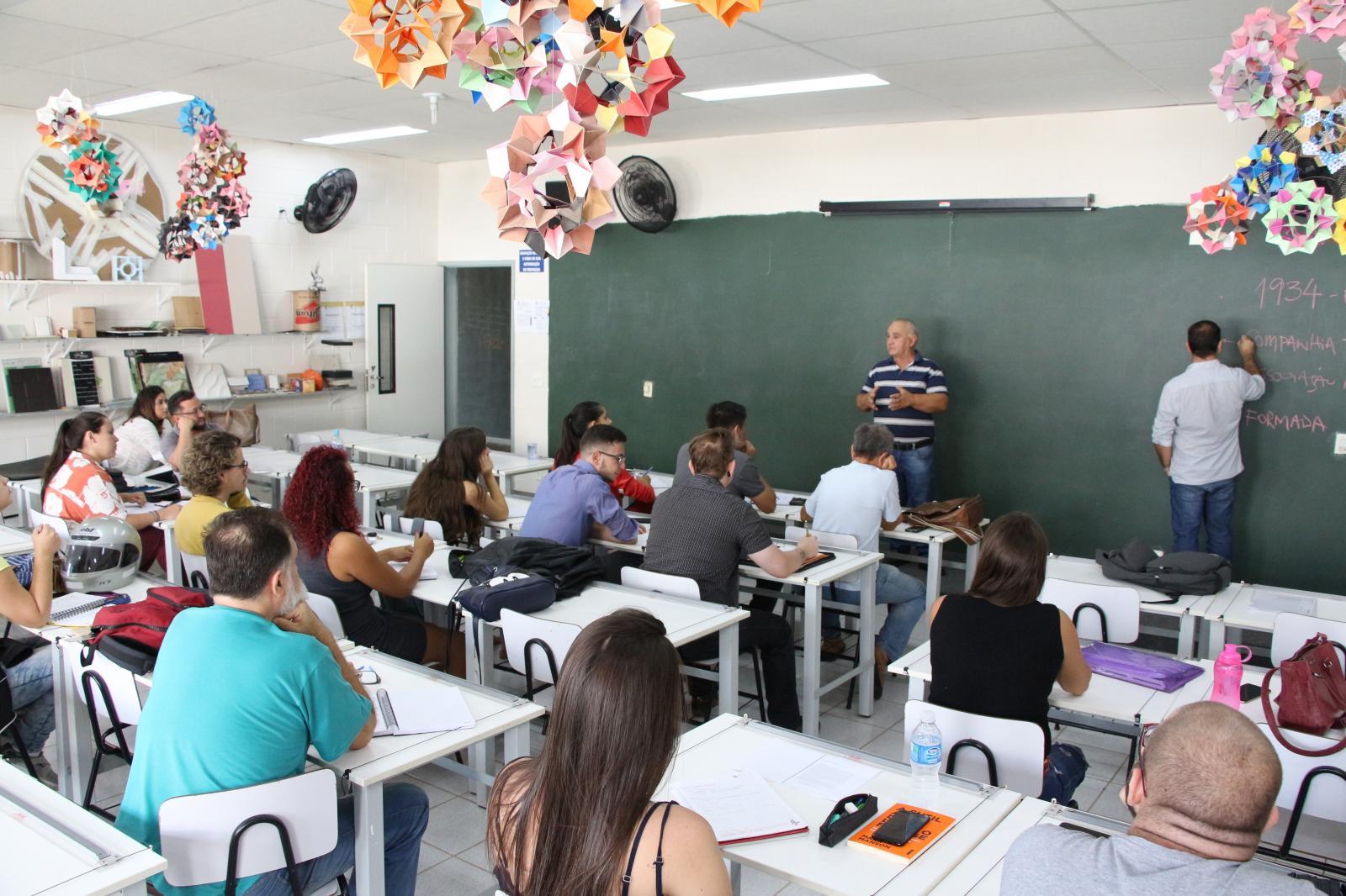 Projeto da nova sede do Grêmio Esportivo Atibaiense será elaborado pelos alunos do curso de Arquitetura e Urbanismo