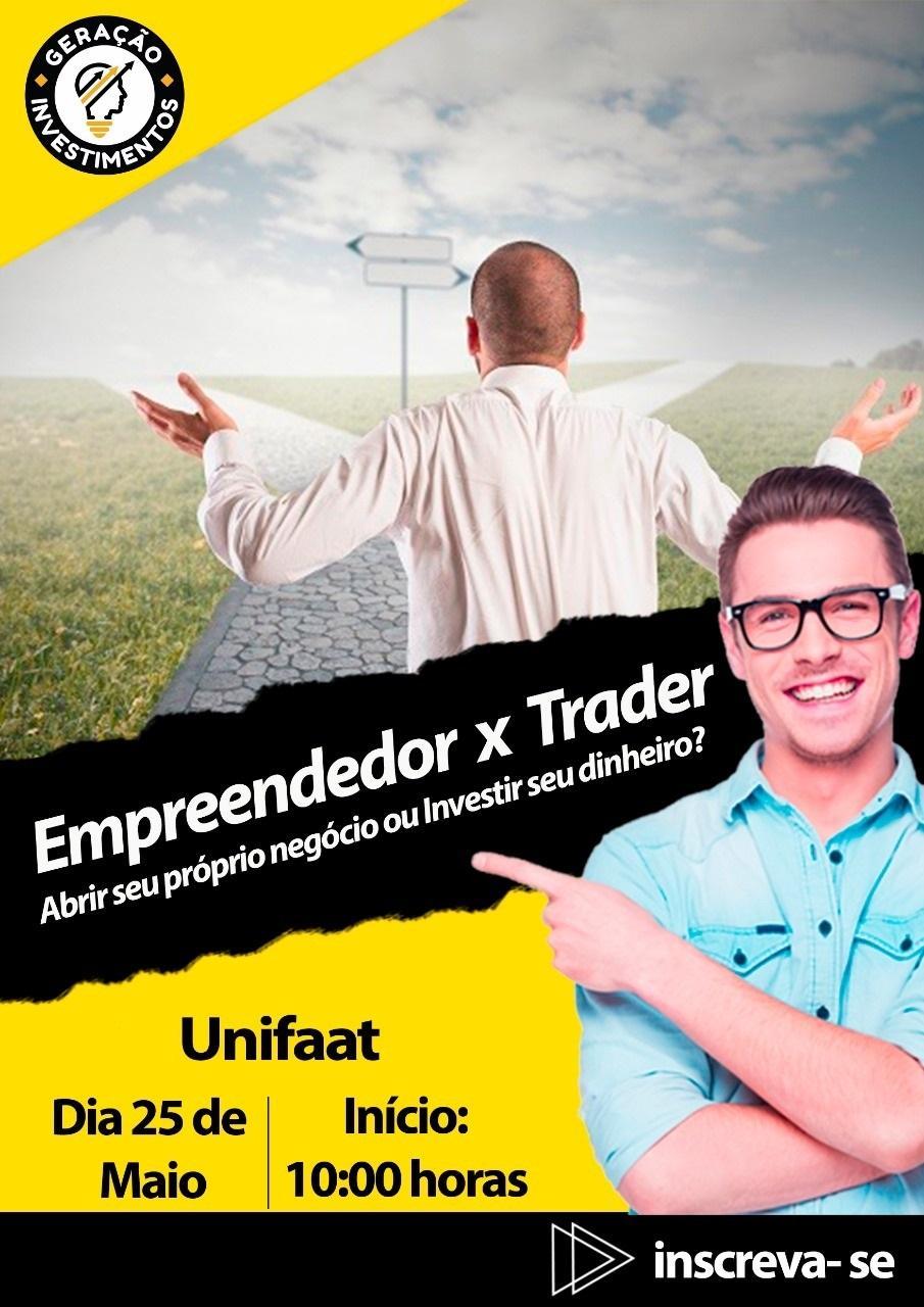 Escola Geração Investimentos realiza palestra sobre Empreendedorismo na UNIFAAT