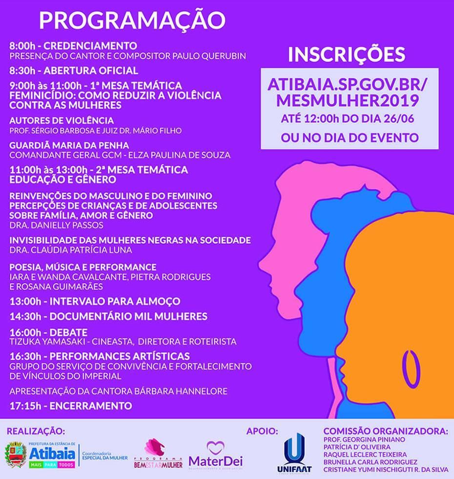 """""""(Des) Igualdade de Gênero: Perspectivas e Desafios"""" é tema do 2º Fórum Regional"""