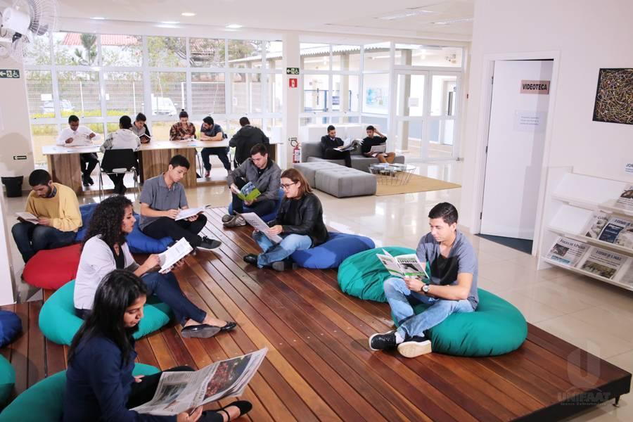 Colégio FAAT inova com aulas do Ensino Médio no Campus UNIFAAT
